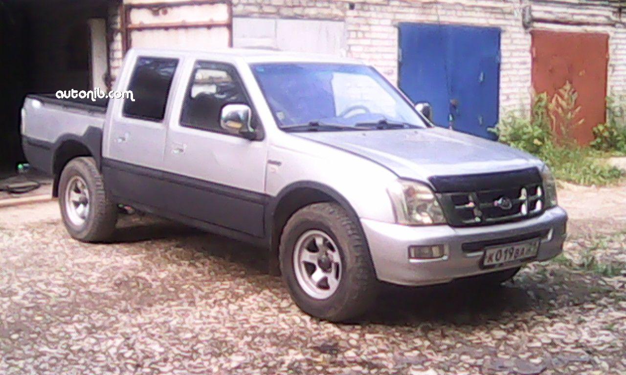 Купить Xin Kai PICKUP X3 2005 года в городе Чебоксары