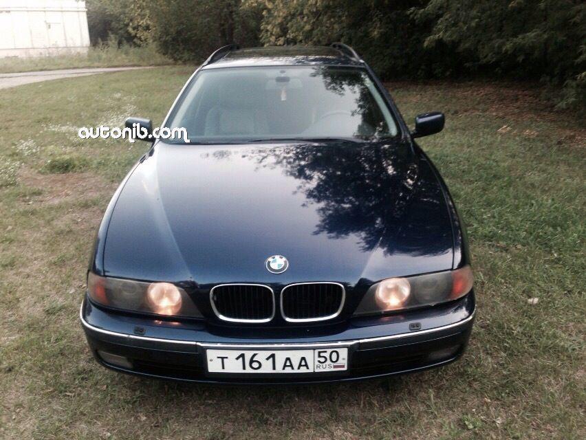 Купить BMW M5 1998 года в городе Люберцы