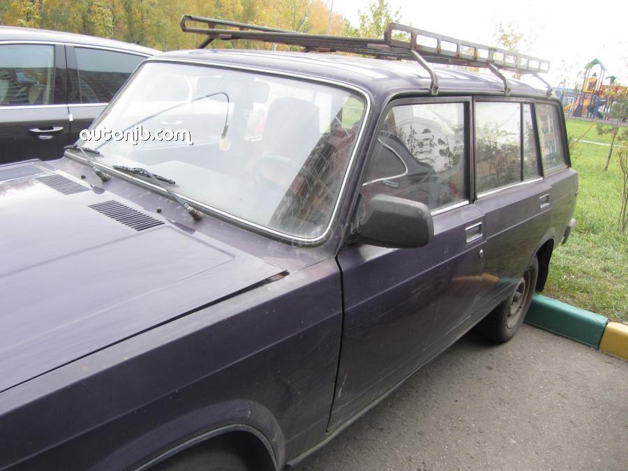 Купить ВАЗ 2104 1999 года в городе Москва