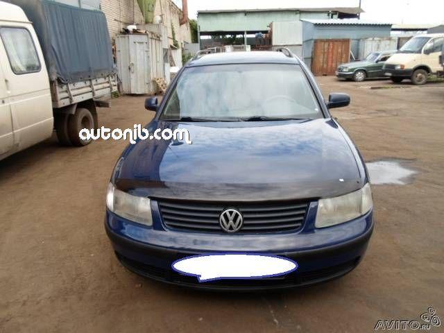 Купить Volkswagen Passat Variant 1998 года в городе Москва
