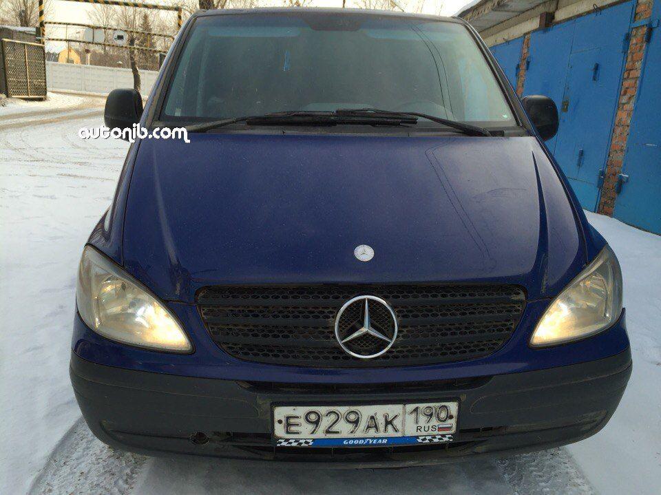 Купить Mercedes-Benz Vito 2008 года в городе Нижний Новгород