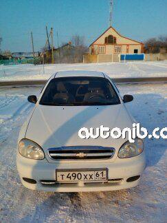 Купить Chevrolet Lanos 2007 года в городе Вешенская