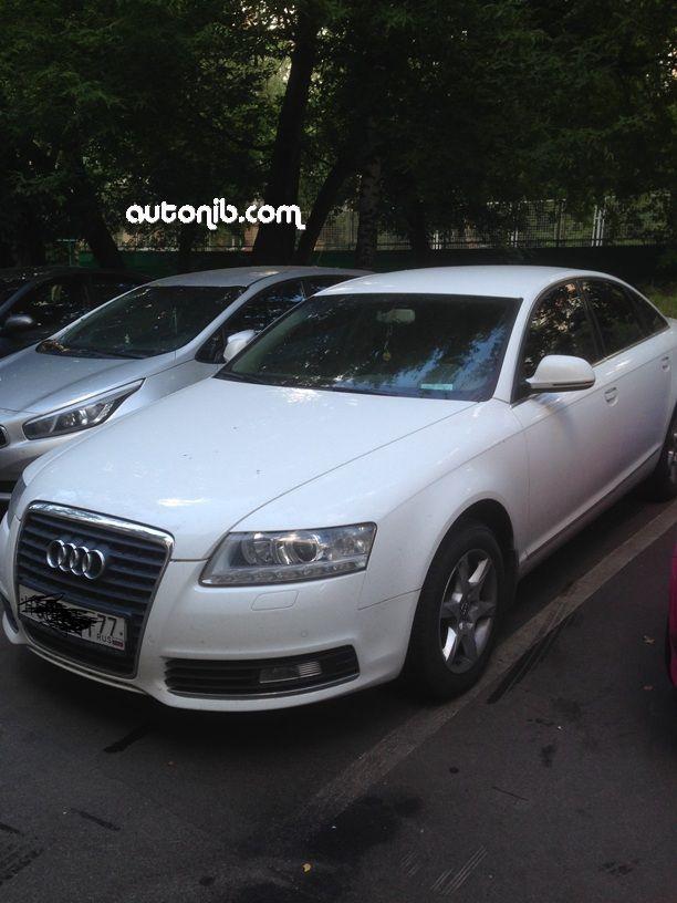 Купить Audi A6 2010 года в городе Москва