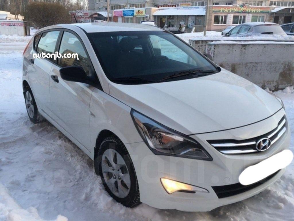 Купить Hyundai Solaris 2014 года в городе Москва
