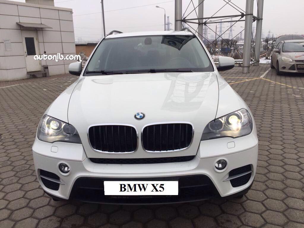Купить BMW X5 2013 года в городе Москва