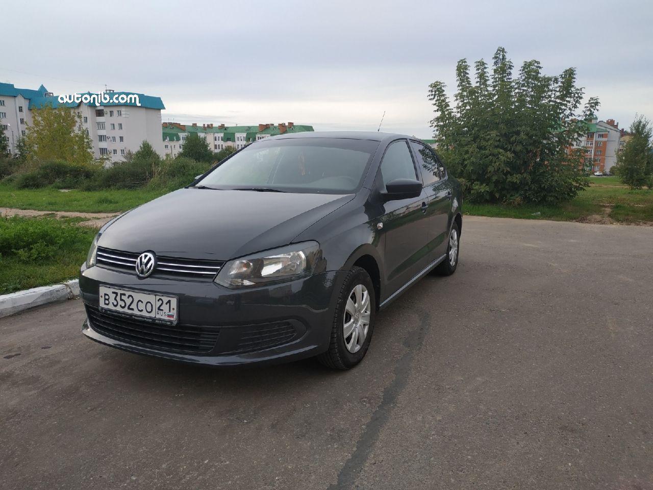 Купить Volkswagen Polo 2012 года в городе Чебоксары