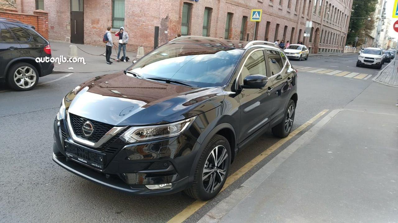 Купить Nissan Qashqai 2019 года в городе Москва