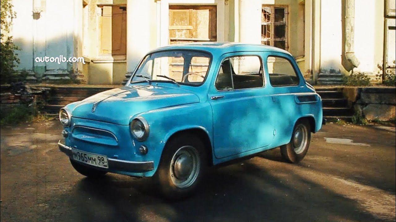 Купить ЗАЗ 965 1963 года в городе Санкт-Петербург