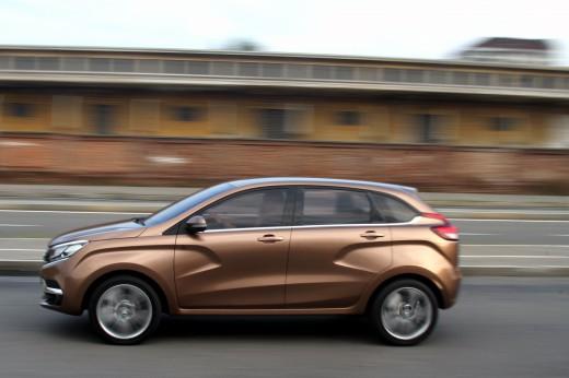 Lada Xray: старт продаж к концу года