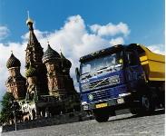 Грузовики Volvo в России