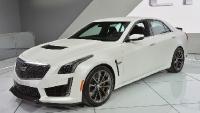 Cadillac этим летом готов выпустить на авторынок усиленный CTS-V