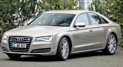 Audi A8 4H